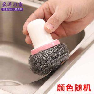سیم ظرفشویی دسته دار