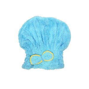 کلاه حمام میکروفایبر