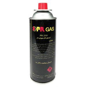 کپسول گاز سوپاپ دار