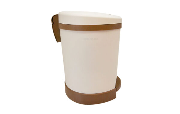 سطل پدار دار ساده مات