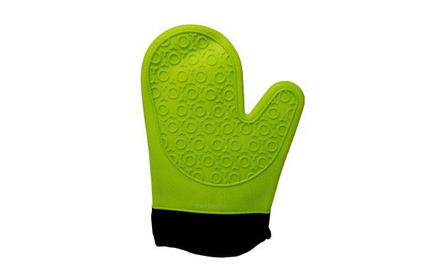 دستکش فر سیلیکون رنگی ساق کوتاه